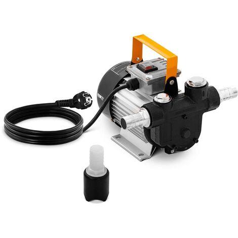 Pompe à Carburant Diesel Gasoil Huile Fioul Électrique Amorçage Auto 60 l/min