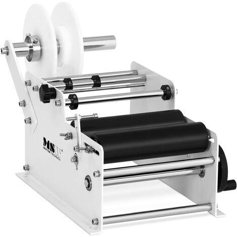 Étiqueteuse Semi Automatique Bouteille Rouleau ø200mm max 40 Étiquettes/Min