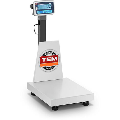 TEM Balance Plateforme Plate-Forme Plate Forme Professionnelle Industrielle