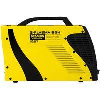 Poste Souder Plasma Technologie Igbt Tailleur Cutter Decoupeur Plasma 380V 85A