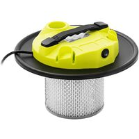 Aspirateur à Cendres Multifonction 20L 1200 watts SPCC HEPA Cheminée Barbecue