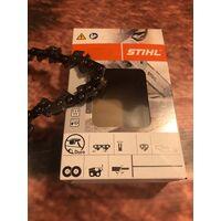 """1x Kette Halb Stihl Schiene Rollomatic E 45cm 3//8/""""P 1,3mm 3005 000 4817"""