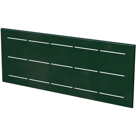 Valla Exterior Sobre Muro doorSELF - Modulo 1890X720Mm Mod. Lines Verde