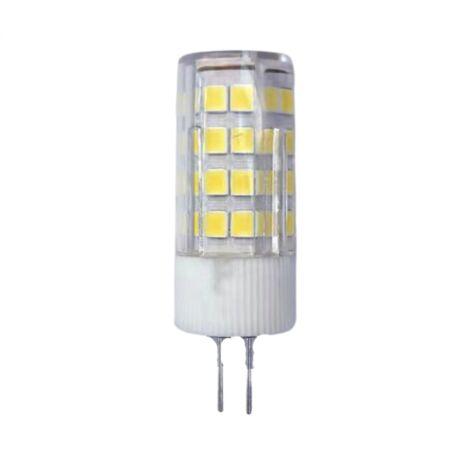 Ampoule LED G4 3W 220V compatible avec variateur - Blanc Chaud - Transparent