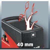 Broyeur de végétaux électrique GC-RS 2540