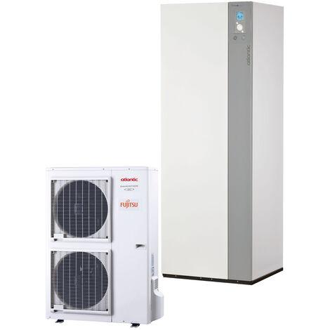 Pompe à chaleur air-eau bi-bloc