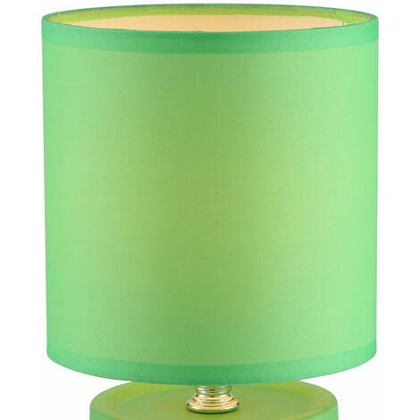 Globo 2491 Lampe de chevet en écriture Lampe de table Nuit Lampe de table vert 46303427