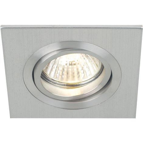 Plafonnier salon salle de bain spot encastrable ALU spot lumineux pivotant Nordlux 54510129