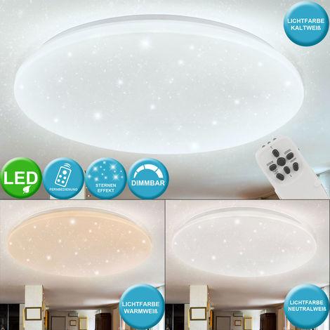 Dimmbares Plafond Lumière Avec Télécommande DEL Ciel étoilé Lampe Pour Salon
