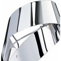 Applique salon salle à manger éclairage spot chrome WOFI 4299.02.01.0000