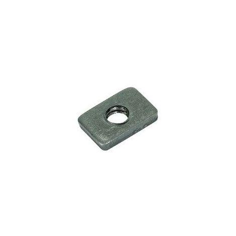 Écrous rectangulaires - Diamètre : 9 mm - Pas : 175 mm - SERFA - Vendu à l'unité