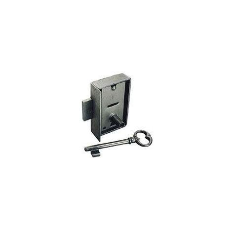 Serrure d'armoire - Axe : 35 mm - Largeur : 60 mm - ITAR