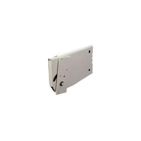 Mécanisme de lit vertical - Largeur du sommier : 900 mm - Epaisseur : 34 mm - GILARDI - Fixation : Latérale