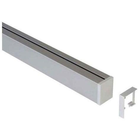 Profil porte accessoire mosaiq - Longueur : 1500 mm - KESSEBOHMER - Matériau : Aluminium
