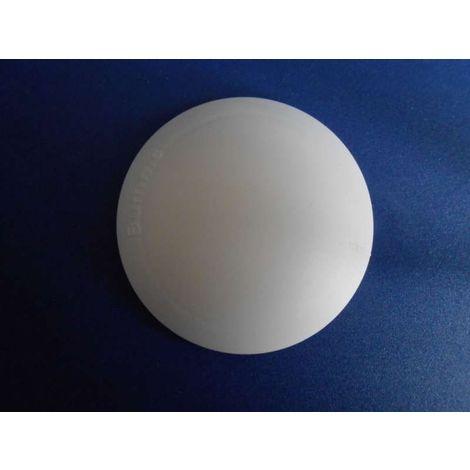 Butée de porte murale bumms - Décor : Blanc - Diamètre : 40 mm - ITAR - Décor : Blanc