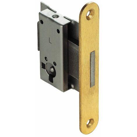 Serrure à larder ajustage s45 - Axe : 35 mm - Sens : Gauche - Largeur : 53,5 mm - SERFA