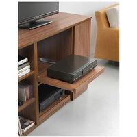 Coulisses sous tablette shelf - Amortisseur : Sans - Push : Oui - Longueur : 400 mm - SALICE