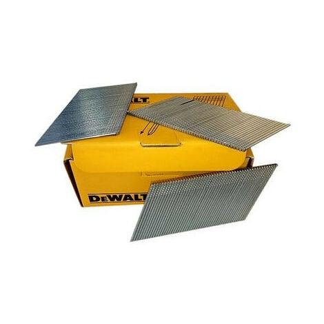 DeWalt DNBA1632GZ 16G 32mm Angled Galvanised 2nd Fix Nails (Pack of 2500)