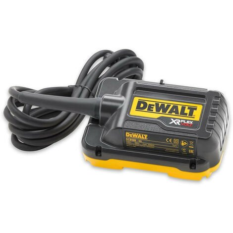 DeWalt DCB500 Main Adapter for 2 x 54V Mitre Saw 110v