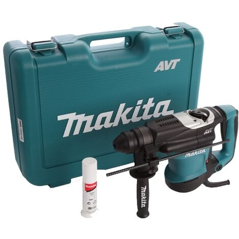 Makita HR3210FCT 240v SDS+ Hammer c/w Light And Quick Change Chuck