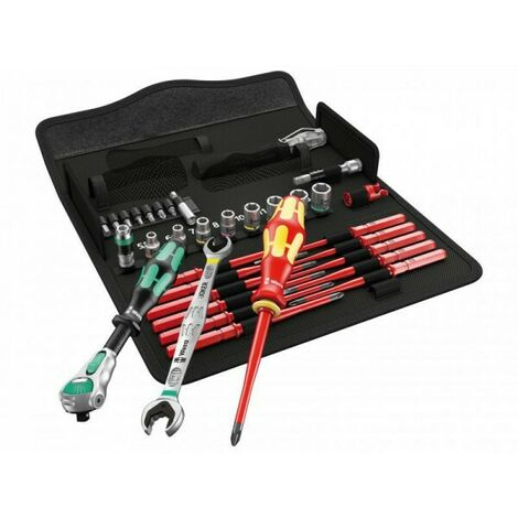Interchangeable screwdriver sets