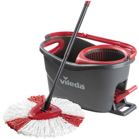 Vileda VIL155675 Turbo Spin Mop & Bucket Kit