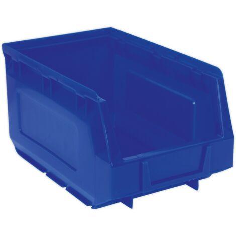 Sealey TPS3 Plastic Storage Bin 150 x 240 x 130mm - Blue Pack of 38