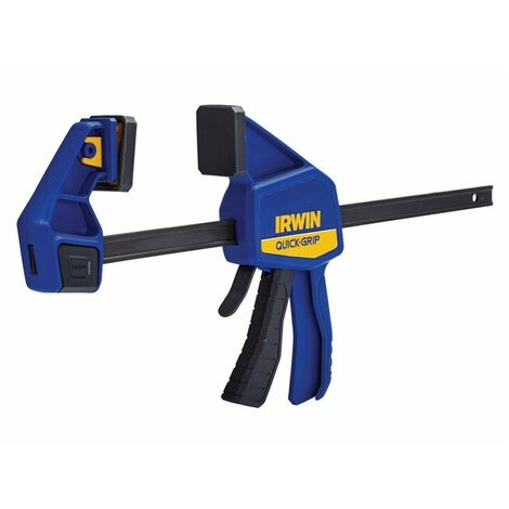 IRWIN Quick-Grip Q/G512QCN Quick-Change Medium-Duty Bar Clamp 300mm (12in)