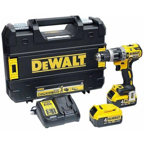 DeWalt DCD796M2 XR Brushless G2 Combi Drill 18V 2 x 4.0Ah Li-ion
