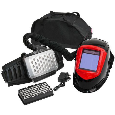 Sealey PWH615 Welding Helmet with Powered Air Purifying Respirator (PAPR) Auto Darkening