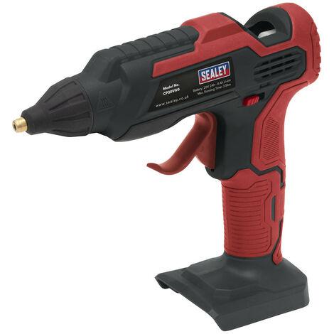 Sealey CP20VGG Cordless Glue Gun 20V - Body Only