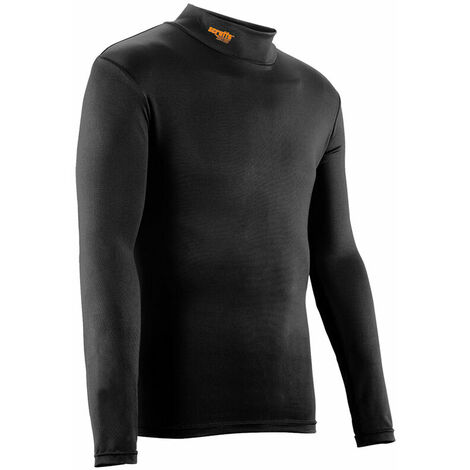 Scruffs T51370 Pro Baselayer Top (Black)