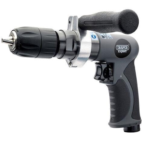 Draper Expert 14266 Composite Reversible Keyless Air Drill (13mm)