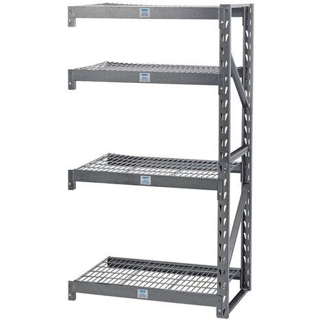 Draper 5231 Expert Heavy Duty 4-Shelf Steel Unit Extension (1040 x 610 x 1830mm)