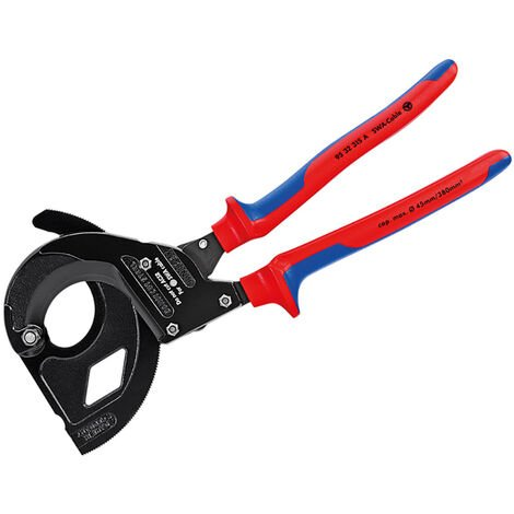 Knipex KPX9532315 Cable Cutters For SWA Cable 315mm (12.1/4in)