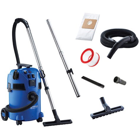 Kew Nilfisk Alto KEWMULTI22T Multi ll 22T Wet & Dry Vacuum with Power Tool Take Off 1200W 240V