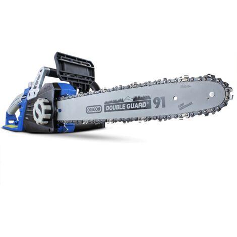 "Hyundai HYC2400E 16"" Corded Chainsaw 2400W 230V"