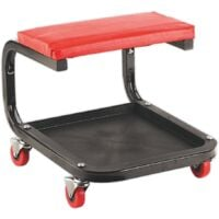 Sealey SCR9 Mechanic's Utility Seat Deluxe