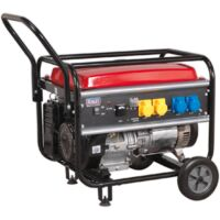 Sealey G5501 4-Stroke Generator 5500W 110/230V 13hp