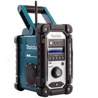 Makita DMR110 7.2/18V Blue DAB/DAB+ Jobsite Radio (Body Only)