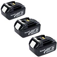 Makita BL1830 18V 3.0Ah LXT Lithium-Ion Battery (Pack of 3)