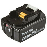 Makita BL1850 18V 5.0Ah LXT Lithium-Ion Battery (Pack of 3)