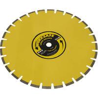 Sealey WDHFS450 Floor Saw Blade (Hard) 450 x 25mm