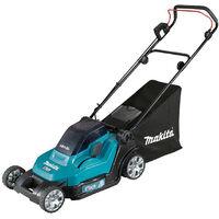 Makita DLM432CT2 Twin 18V Lawnmower 2x 5Ah Batteries