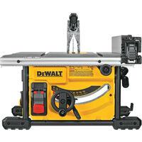 DeWalt DWE7485 210mm Compact Table Saw 1850W 240V & DE7400 Saw Stand