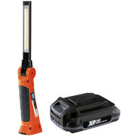Draper 69440 XP20 Lithium-ion Battery 20V (2Ah) + LED Rechargeable Magnetic Inspection Lamp (3W)