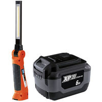 Draper 69450 XP20 Lithium-ion Battery 20V (6Ah) + LED Rechargeable Magnetic Inspection Lamp (3W)