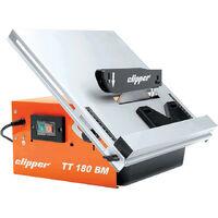 Flexovit FLVTT180BM TT180BM Water Cooled Pro Tile Cutter in Carry Case 550W 240V