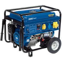 Draper 23987 Petrol Generator (5.5KVA/5.0kW)