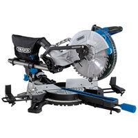Draper 90170 255mm Sliding Compound Mitre Saw